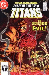Tales of The Teen Titans 87