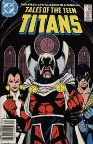 Tales of The Teen Titans 89