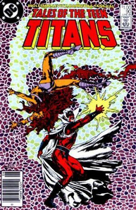 Tales of The Teen Titans 90
