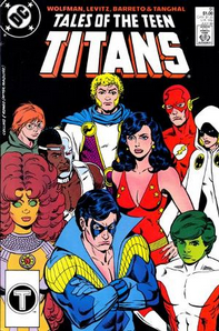 Tales of The Teen Titans 91