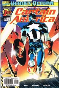 Captain America Héros Return 01