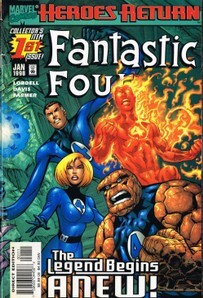 Fantastic Four Héros Return 01