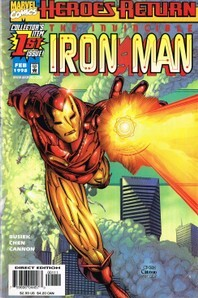 Iron Man Héros Return 01