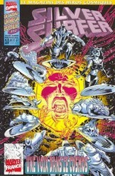 10 - Silver Surfer 10