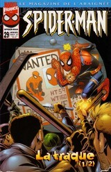 29 - Spider-Man 29-1 (La Traque 1)