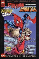 07 - M. C - Spiderman-Badrock / Prophet - Cable