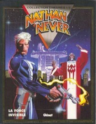 01 - Nathan Never - La Force Invisible